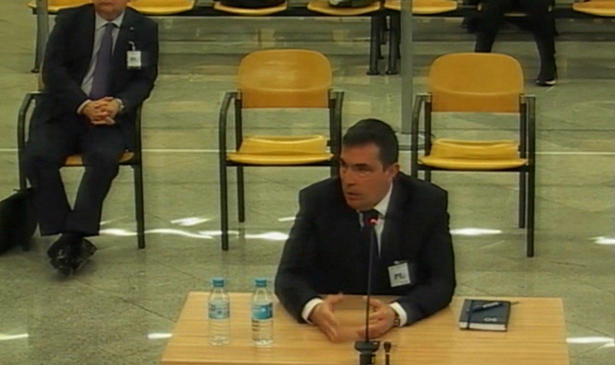 Pere Soler, exdirector dels Mossos d'Esquadra