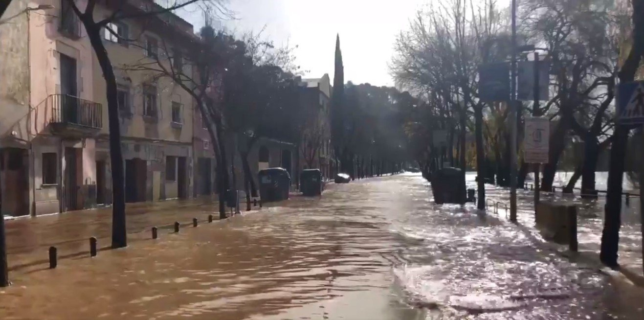 Barrio de Pedret, Girona