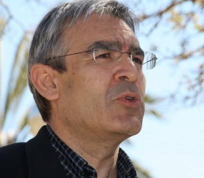 Josep Manel Ximenis, ex alcalde d'Arenys de Munt.
