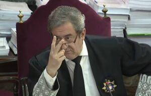 El fiscal del Suprem Javier Zaragoza
