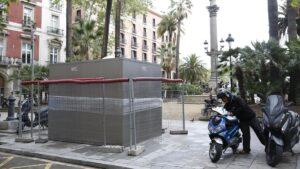 Urinari públic de Barcelona
