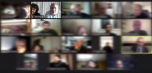 Primera reunión de Donec Perficiam