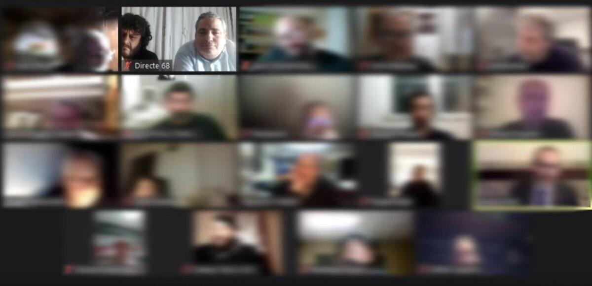 Primera trobada de Donec Perficiam