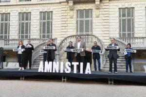 El presos independentistes exigeixen amnistia