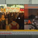 Carme Figueras y Daniel Sirera reclaman que se revise si se cumple el protocolo del filtrado de mensajes en los programas de TV3