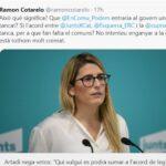 ¿Por qué ha amenazado Ramon Cotarelo con tirar la toalla?
