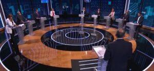 Debat de candidats a RTVE
