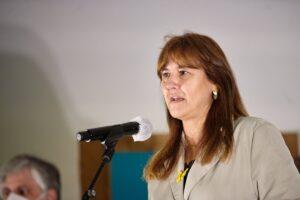Laura Borràs, presidenciable de Junts