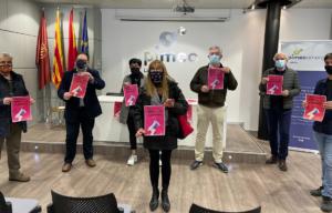 """Presentación del manifiesto """"Reabramos el comercio seguro"""" por parte de PIMEComerç"""