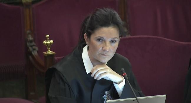 L'advocada de l'Estat Rosa María Seoane