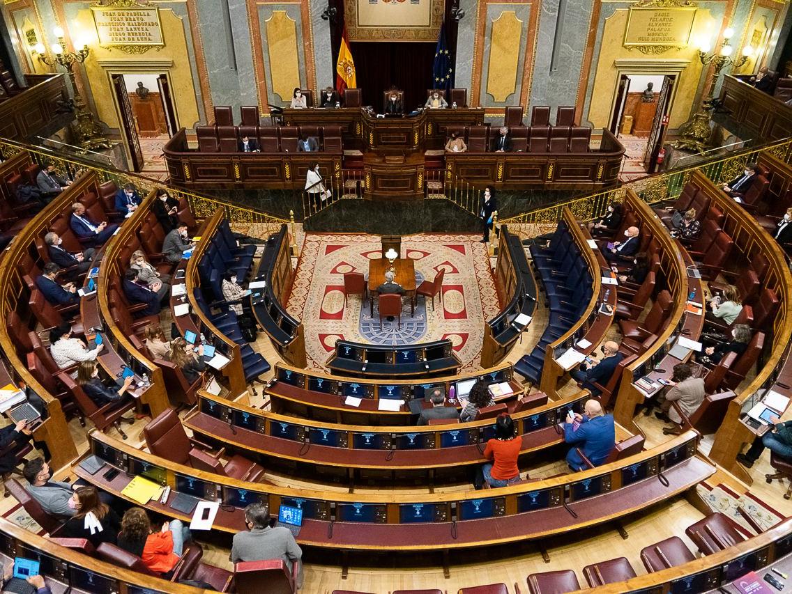El Congrés dels Diputats