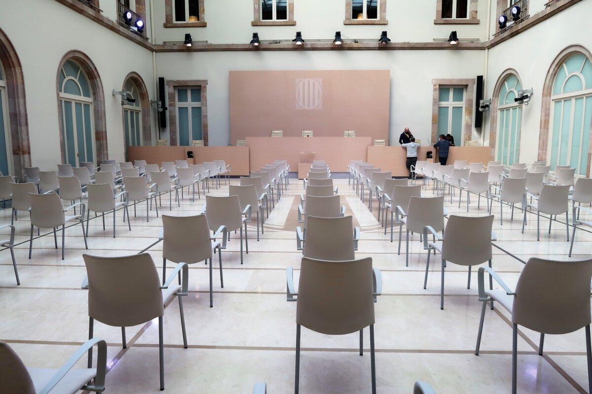 L'auditori del Parlament