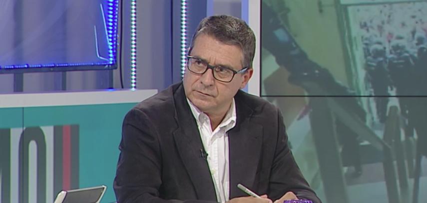 Jordi Matas, el president de la Sindicatura Electoral de l'1-O