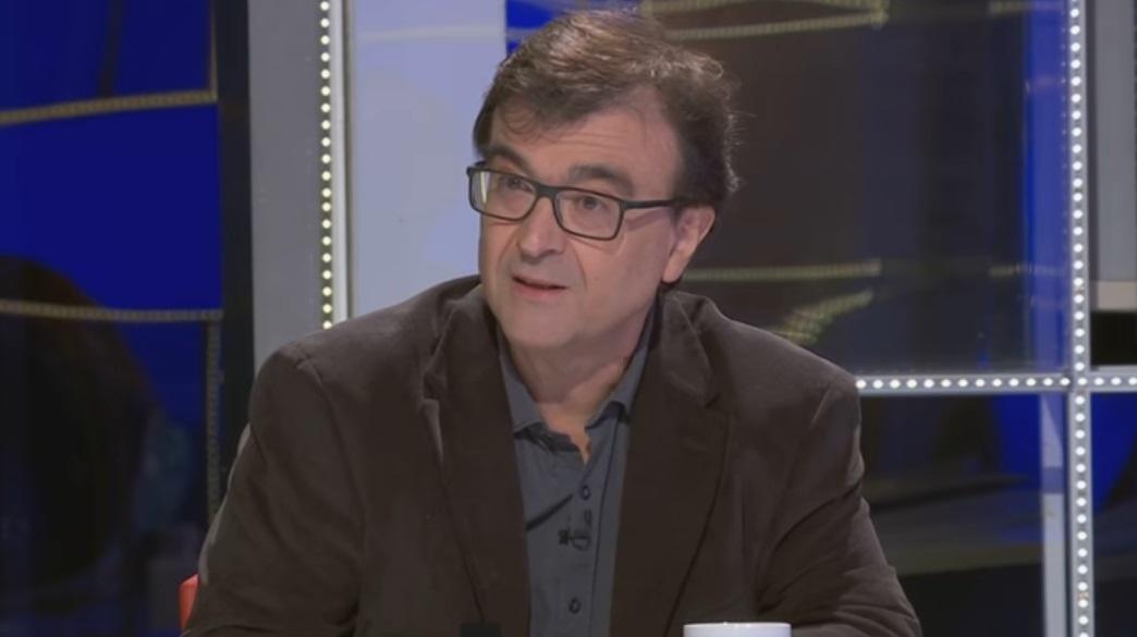 Javier Cercas, al 'FAQs'