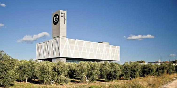 Centre del 112 a Reus