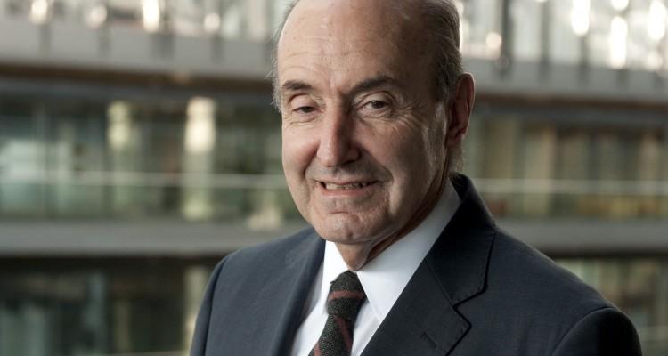 Miquel Roca, expresident del MNAC