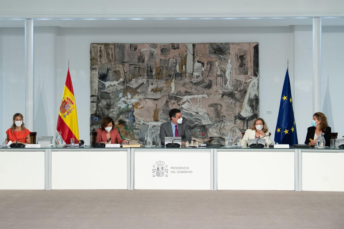 El Consell de Ministres