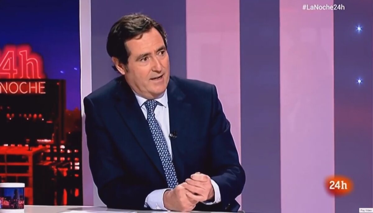 Antonio Garamendi