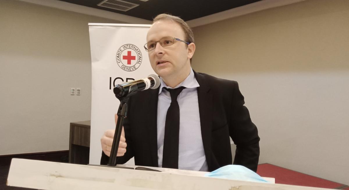 El fiscal suizo Yves Bertossa