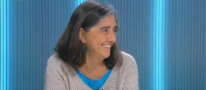 La gerente de la Agencia de Salud Pública de Barcelona, Carme Borrell