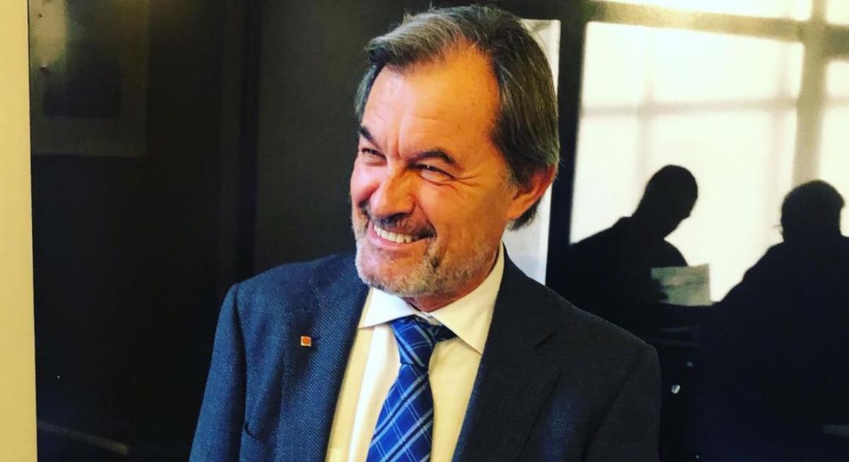 El ex líder de CiU y expresidente de la Generalitat, Artur Mas