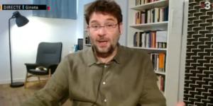 El exlíder de Podemos en Cataluña, Albano-Dante Fachín