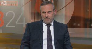 L'historiador Josep Lluís Alay en una entrevista a TV3