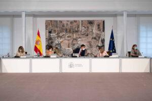 Reunió del consell de ministres del 6 de juliol
