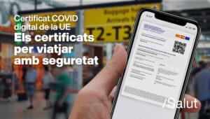 El pasaporte Covid