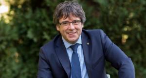 El líder de JxCat, Carles Puigdemont
