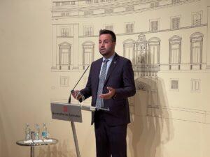 El presidente de la Asociación Catalana de Municipios, Lluís Soler