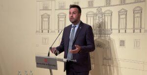 El president de l'Associació Catalana de Municipis, Lluís Soler