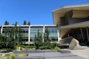 La sede de Microsoft en Washington