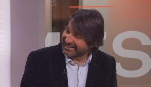 Francesc de Dalmases, en TV3