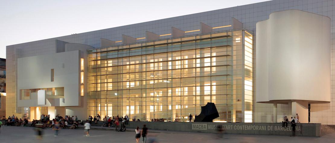El Museo de Arte Contemporáneo de Barcelona (MACBA)