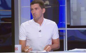 Oriol Mitjà, en el 'FAQs' de TV3