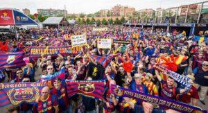 Confederación Mundial de Peñas del Barça