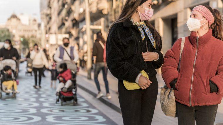 Jóvenes de Barcelona