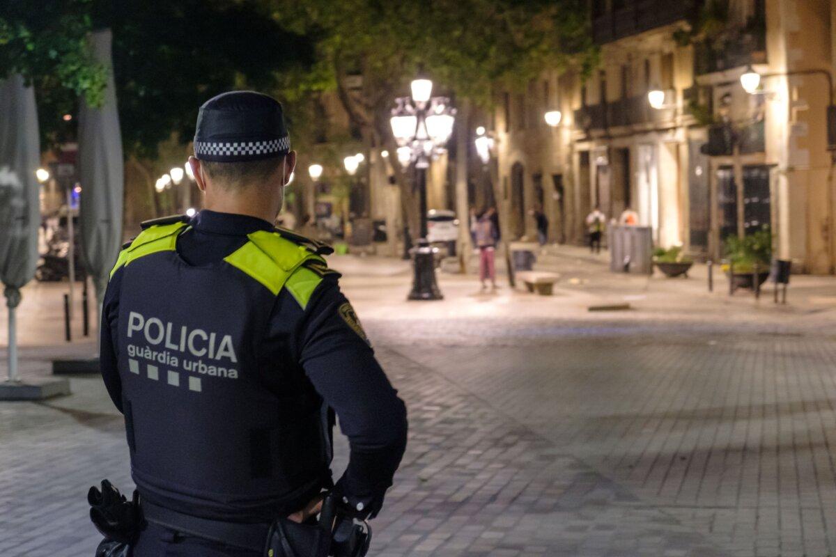 La Guàrdia Urbana de Barcelona
