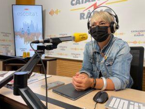 La consejera de Justicia, Lourdes Ciuró, en 'Catalunya Ràdio'