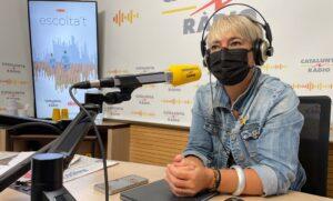 La consellera de Justícia, Lourdes Ciuró, a 'Catalunya Ràdio'
