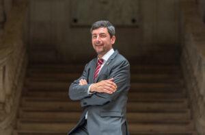 El ex-presidente de la Cámara Oficial del Comercio y diputado de JxCat en el Parlamento catalán, Joan Canadell