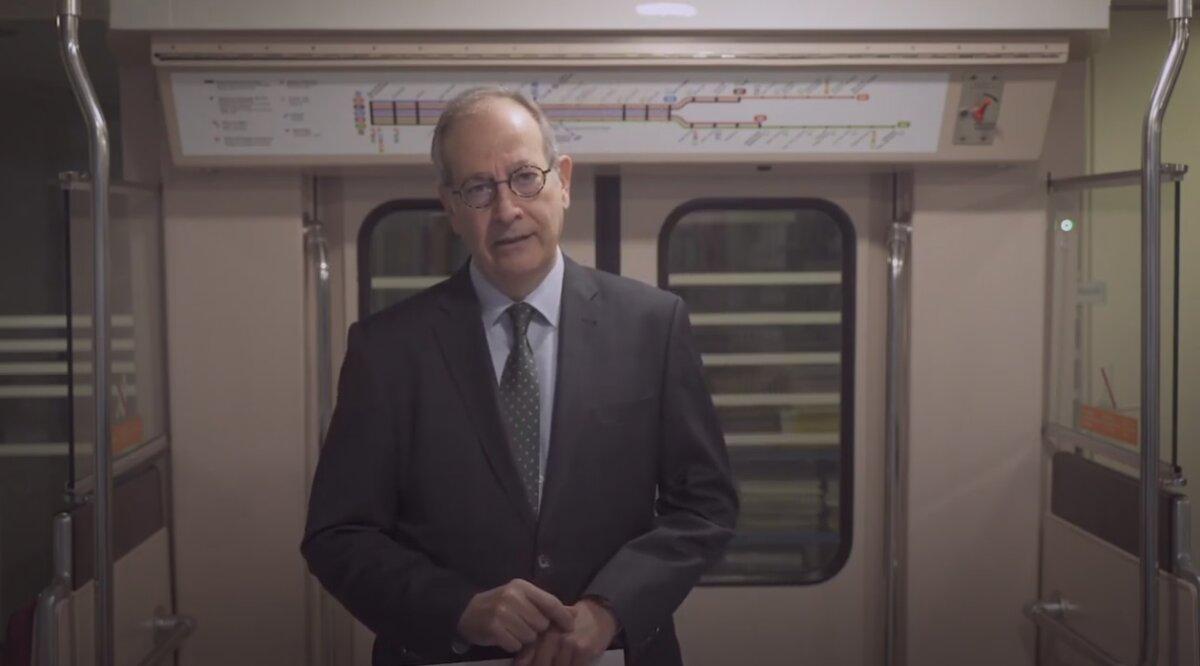 Pere Calvet, director general de FGC