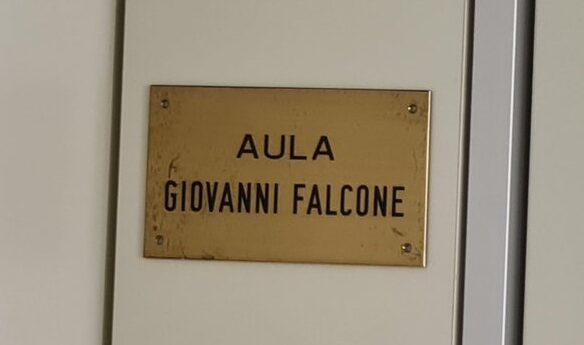 Aula Giovanni Falcone