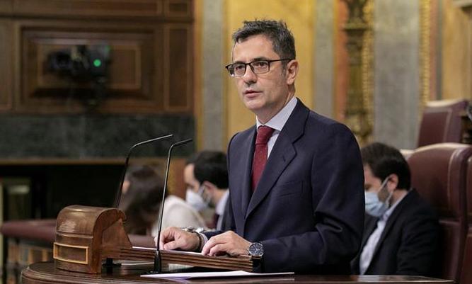 El ministre de la Presidència, Félix Bolaños