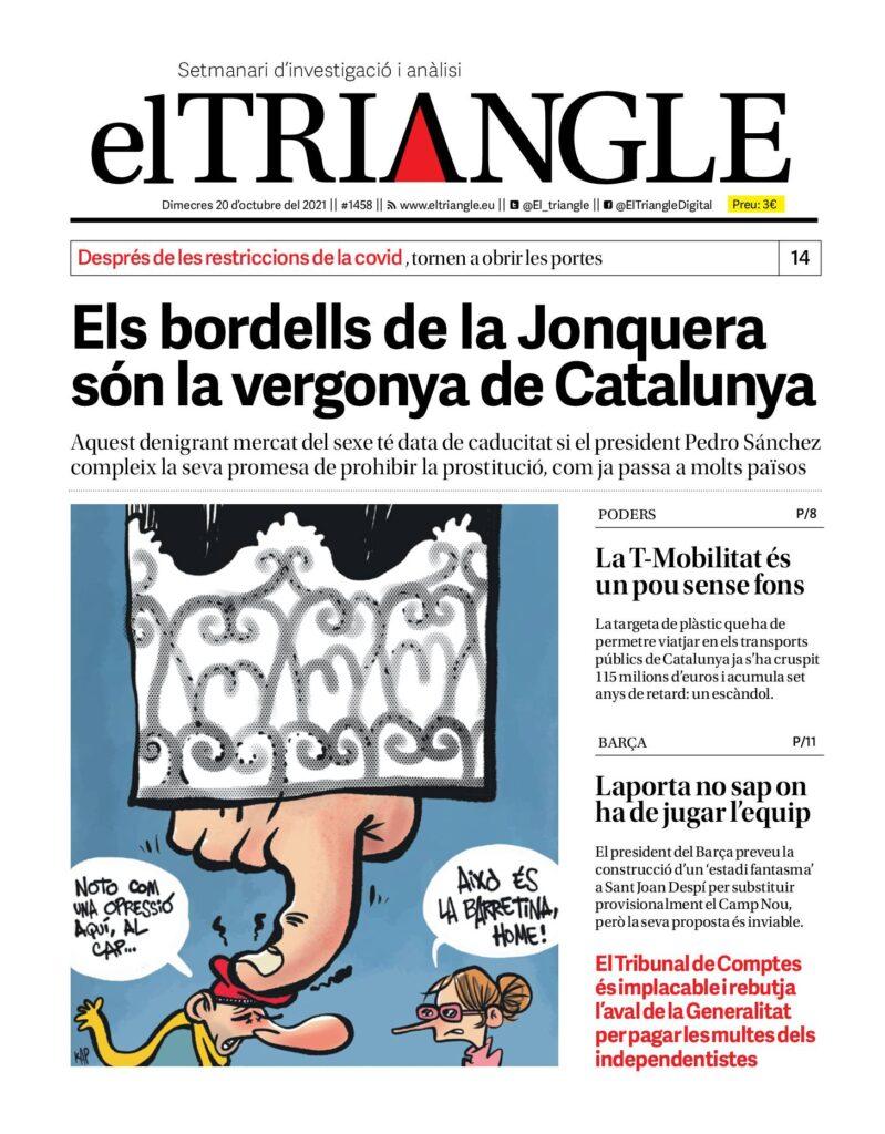 Els bordells de la Jonquera són la vergonya de Catalunya