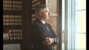 L'advocat Andreu van den Eynde