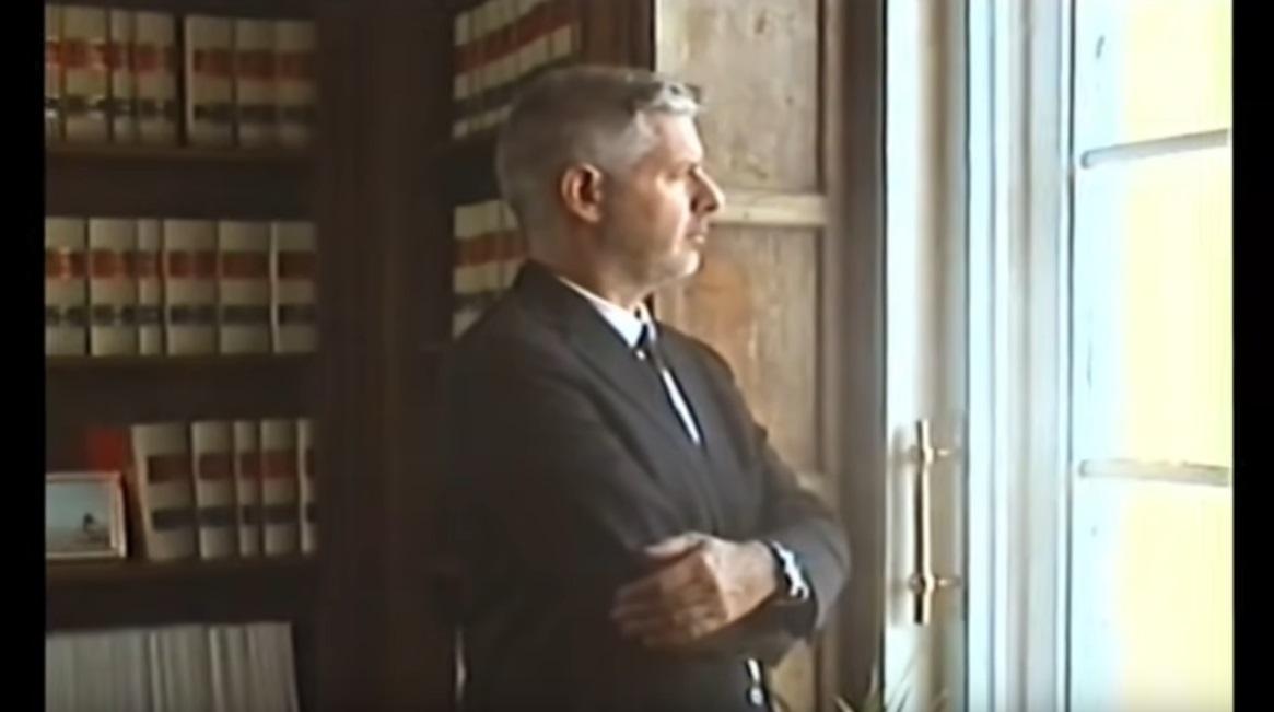 El abogado Andreu van den Eynde